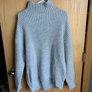 Gap oversized sweatshirt